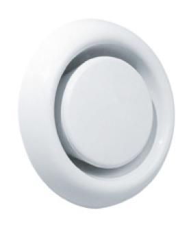 VEF 080 plastový talířový ventil odvodní