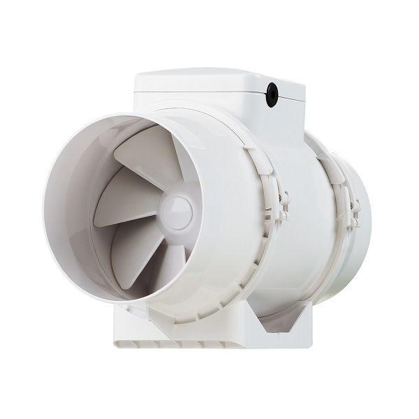 Ventilátor do potrubí TT 100 T s časovačem