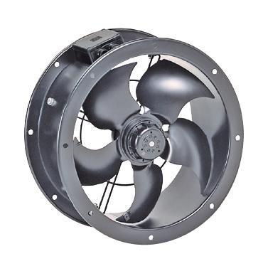 TXBR 355 Ecowatt úsporný potrubní axiální ventilátor