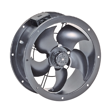 TXBR 400 Ecowatt úsporný potrubní axiální ventilátor
