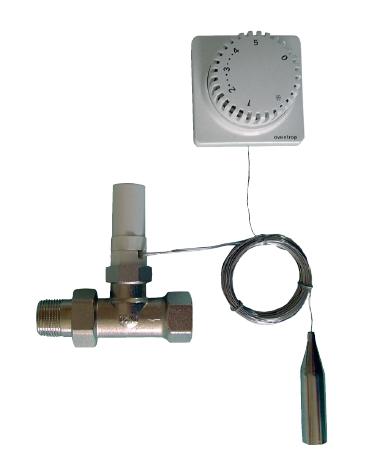 TRW 3/4'' regulátor teploty pro MBW