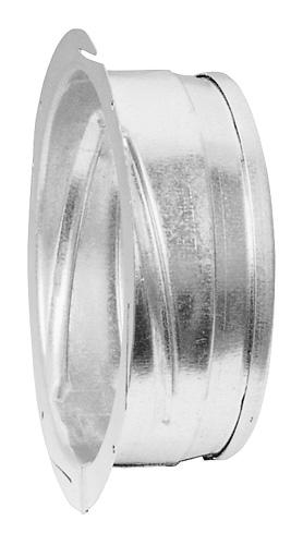 KKL 125 montážní kroužek