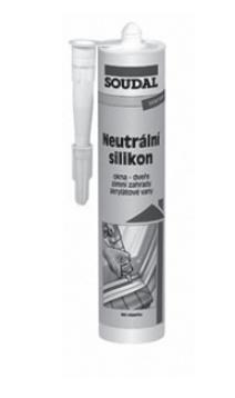 Tmel těsnící silikon 310 ml
