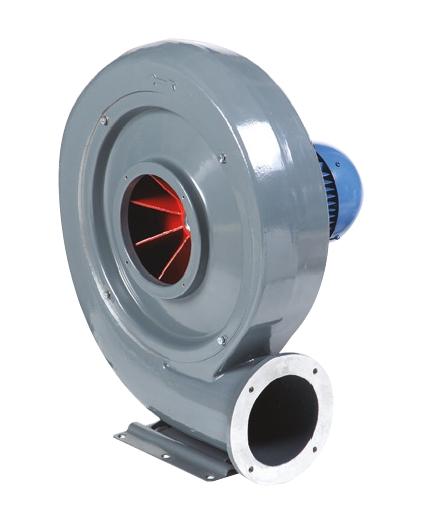 CBT-100N PTC radiální ventilátor