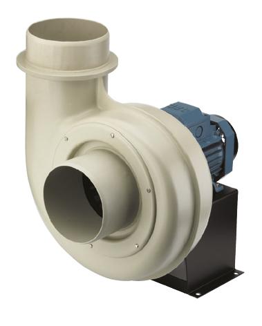 CMPT/4-250 kyselinovzdorný ventilátor