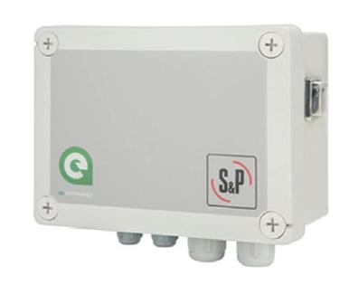CONTROL Ecowatt Basic regulátor pro ventilátory Ecowatt