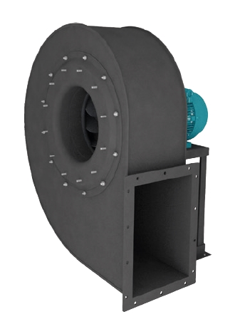 CRT/2-251-0,37 radiální ventilátor
