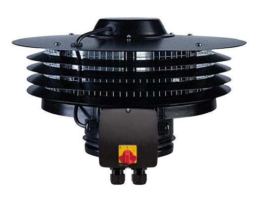 CTB/4-800/250 Ecowatt střešní ventilátor