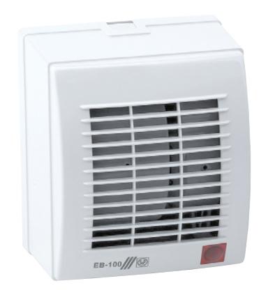 EB 100 HT malý radiální ventilátor