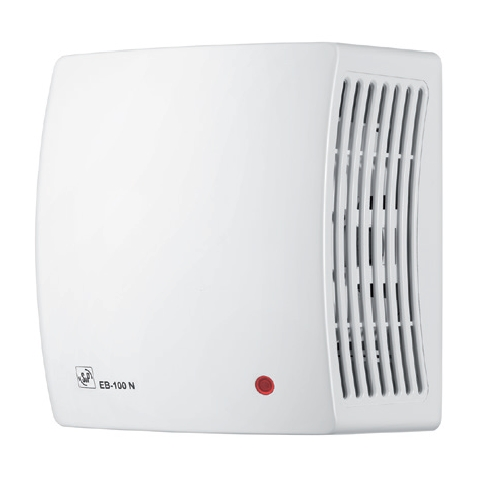 EB 100 N S malý radiální ventilátor