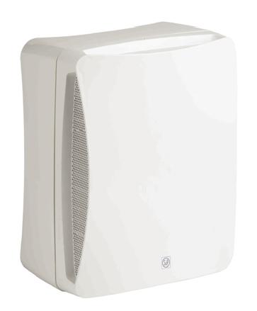 EBB 100 N S malý radiální ventilátor