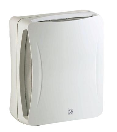 EBB 170 N S radiální ventilátor s filtrem