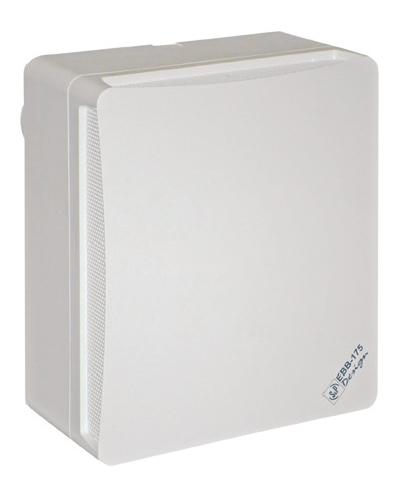 EBB 175 T DESIGN malý radiální ventilátor