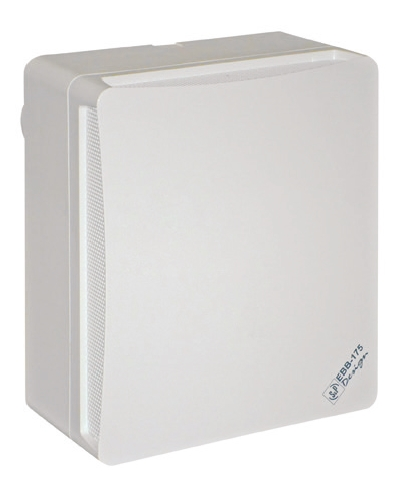 EBB 250 M DESIGN malý radiální ventilátor