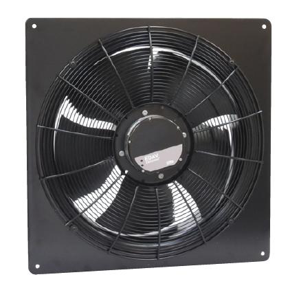 EDAV/10-710 Ekonovent axiální ventilátor s EC motorem