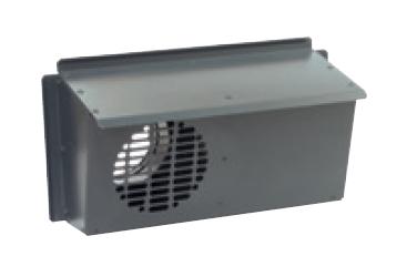 EDF-VXZ 160 sdružená fasádní mřížka
