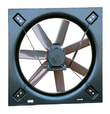 HCBT/6-1000/L-X IP55 axiální ventilátor