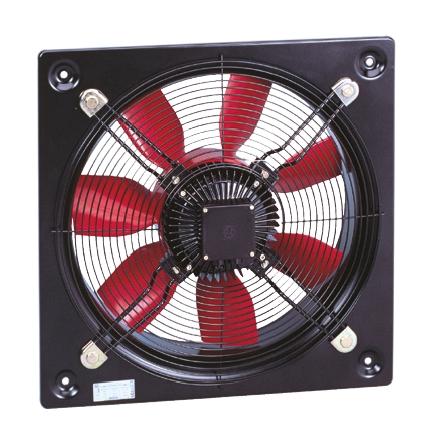 HCFT/4-500 H axiální ventilátor