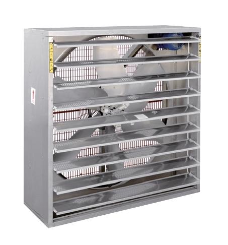 HIB-1250 P (1,1 kW) IP55 axiální ventilátor