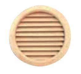 LGRS 100 dřevěná ventilační mřížka buk