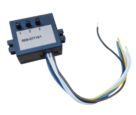 REB-DT 715/1 regulátor otáček s doběhem