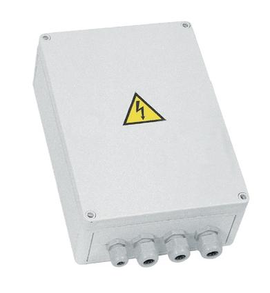 RDV 2,5 E regulátor otáček