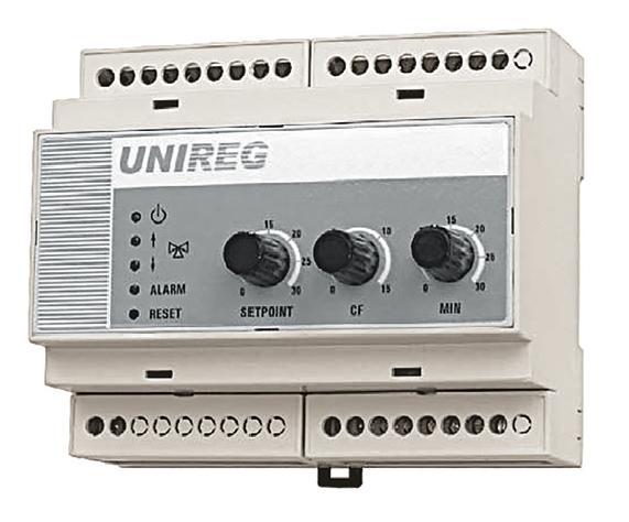 UNIREG univerzální regulátor