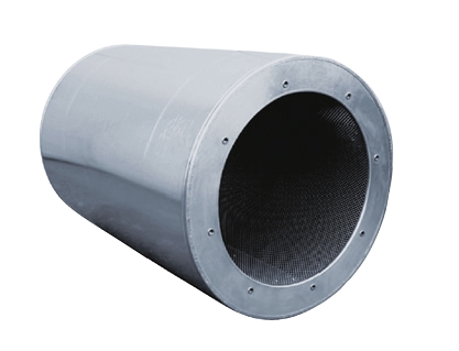 SCZ 400 L10 tlumič hluku pro axiální ventilátory