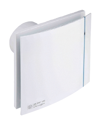 SILENT 100 CZ DESIGN Ecowatt malý úsporný ax. vent.