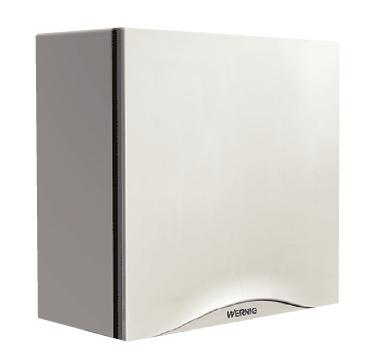 SILENT ECO A 100/GL IPX5 malý radiální ventilátor