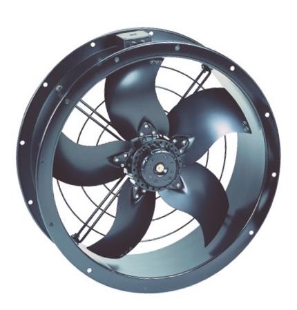 TCBT/4-400 H axiální ventilátor