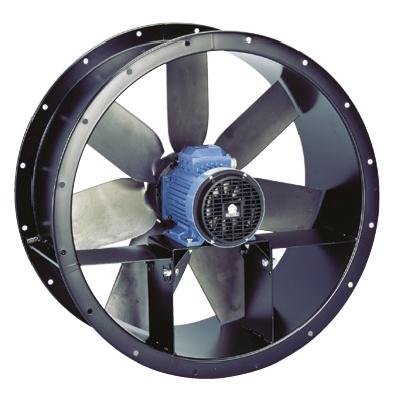TCBT/4-710 H axiální ventilátor
