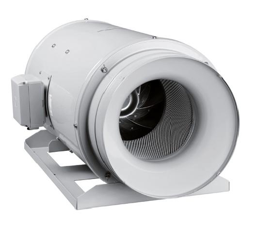 TD Silent 2000/315 3V IP44 ultra tichý ventilátor