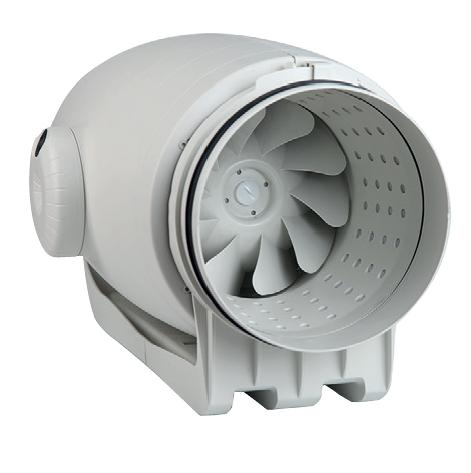TD Silent Ecowatt 500/150-160 CAV tichý úsporný vent.