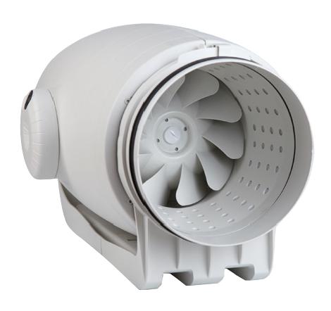 TD Silent Ecowatt 500/150-160 IP44 tichý úsporný ventilátor