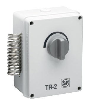 TR-1 prostorový termostat