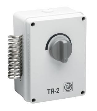 TR-2 prostorový termostat