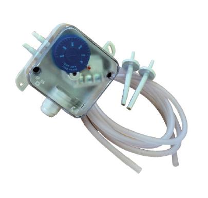 DTS PSA 30/500 tlakový snímač 30 - 500 Pa