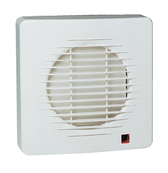 HEF 120 malý axiální ventilátor