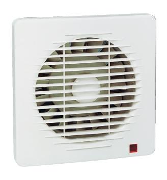 HEF 150 P malý axiální ventilátor
