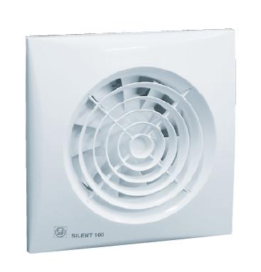 SILENT 300 CZ tichý malý axiální ventilátor