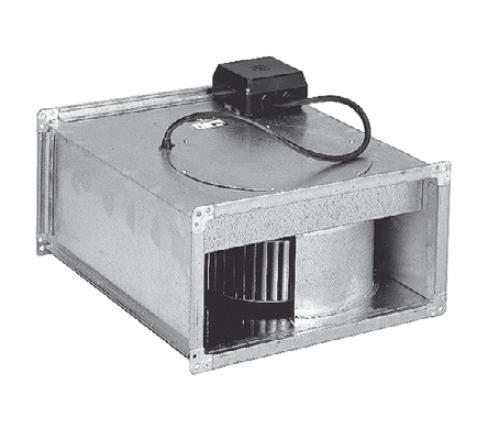 ILT/8-400 radiální ventilátor