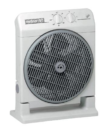 Meteor NT stolní axiální ventilátor