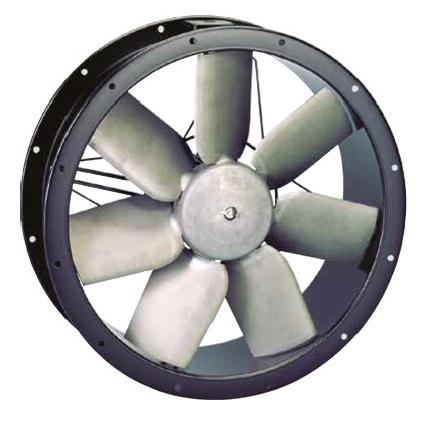 TCBT/4-500 H axiální ventilátor