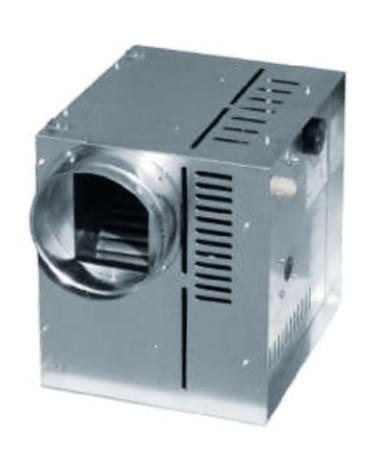 CHEMINAIR 400 krbový ventilátor