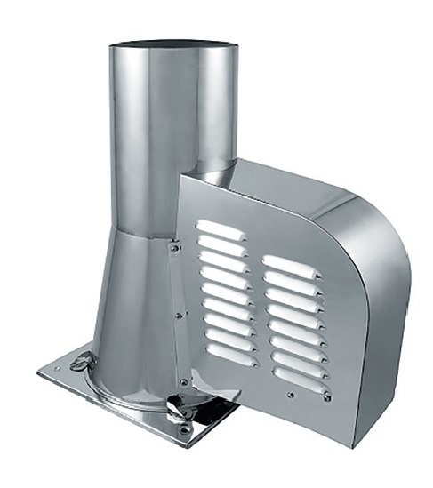 TCMB 200 IP34 spalinový ventilátor