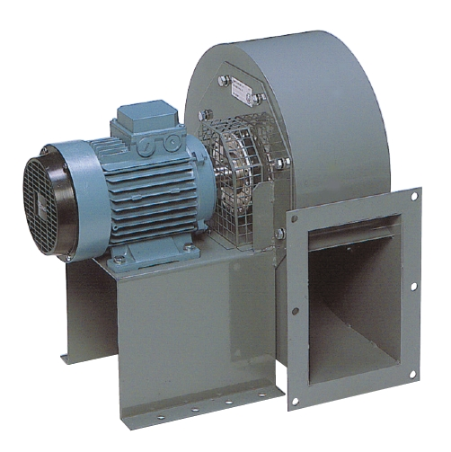 CRMT/4-500/205-7,5 radiální ventilátor