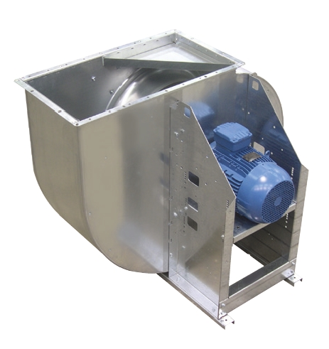 CXRT/2/4-315-1,5/0,37 radiální ventilátor