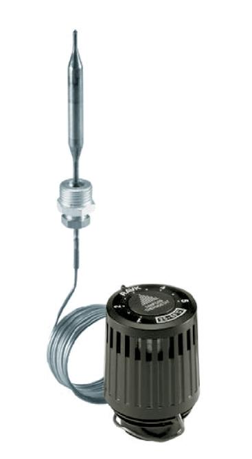 TR-K2 2050 termostatická hlavice