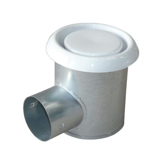 EDF-S-BOX-100/75 box pro talířové ventily